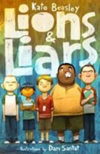 Cover for Lions & Liars