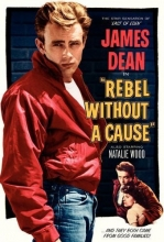 Rebel without a cause film cover