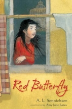 Red Butterfly book cover