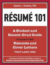 Resume 101 cover