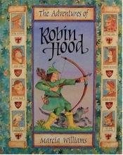 "Image of book cover for ""Robin Hood"""