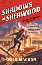 Shadows of Sherwood book cover