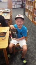 Summer Reading Winner