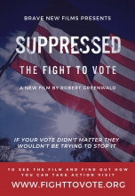 Suppressed the fight to vote film cover