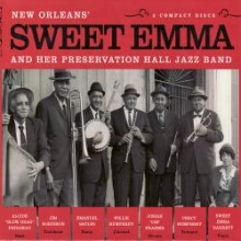 New Orleans' Sweet Emma Barrett and Her Preservation Hall Jazz Band by Sweet Emma and her Preservation Hall Jazz Band