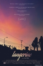 This is the poster for Tangerine