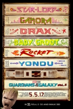 guardians of the galaxy volume 2