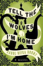 'Tell the Wolves I'm Home' cover art