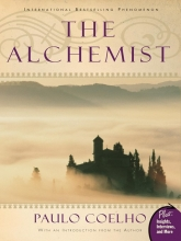 The Alchemist by Paulo Coelho Cover