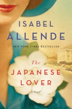 The Japanese Lover book cover.