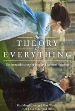 "Movie poster of ""The Theory of Everything"""