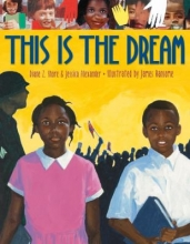 Cover of the picture book This is the Dream