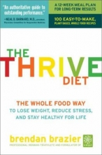 The Thrive Diet Vegan Nutrition Guide Book Cover