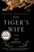 Tiger's Wife cover