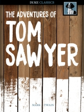 Ebook cover of Tom Sawyer