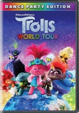 Trolls World Tour cover