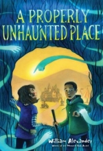 A Perfectly Unhaunted Place book cover