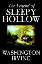 """Book cover for """"Legend of Sleepy Hollow"""""""