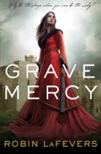 Cover of Grave Mercy