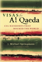 "Photo of book jacket for ""Visas that Rocked the World"""