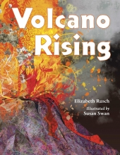 Volcano Rising book cover