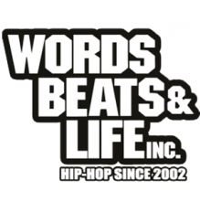 Words Beats Life logo