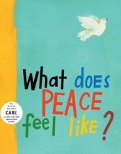 Cover of book What Does Peace Feel Like?