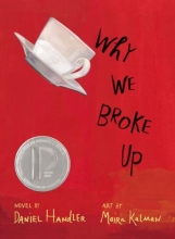 cover art for why we broke up