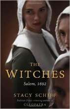 The Witches Salem 1692 cover