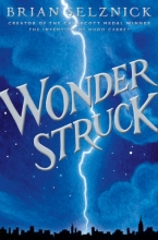 Bookcover of Wonderstruck by Brian Selznick