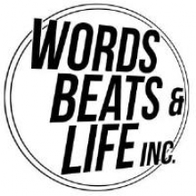 Logo for Words, Beats, and Life