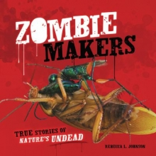 Zombie Makers book cover