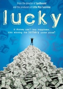 DVD Artwork: Lucky