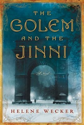 The Golem & The Jinni book cover