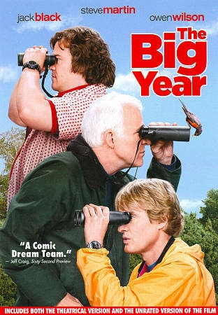 The Big Year DVD cover