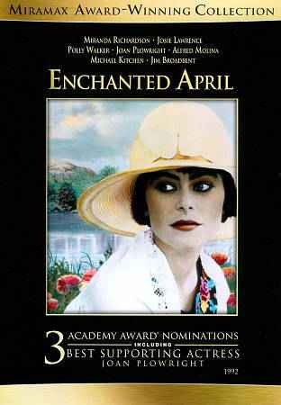 Enchanted April DVD cover