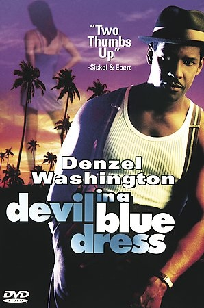 Devil in a Blue Dress DVD cover