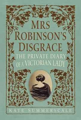 Mrs. Robinson's Disgrace book cover