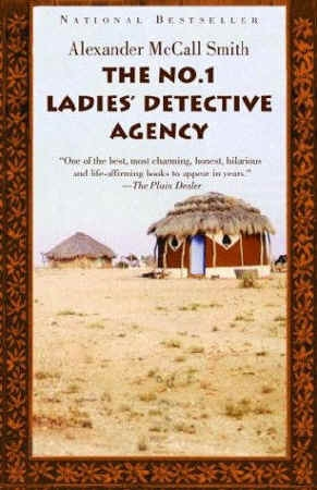 No. 1 Ladies Detective Agency cover