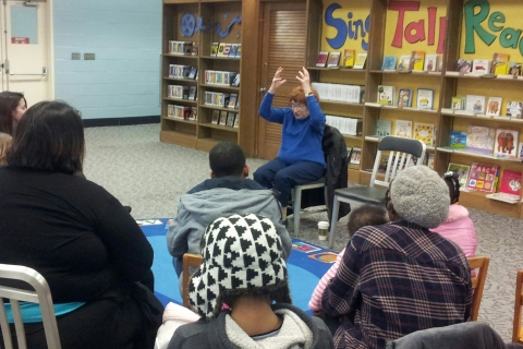 ASL Story Hour | District of Columbia Public Library