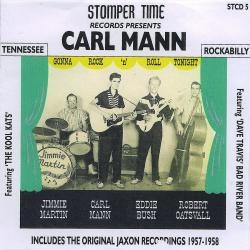 Cover image of Carl Mann album