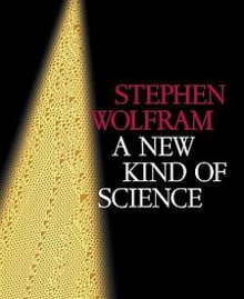 Cover of A New Kind of Science