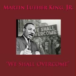 """Cover of """"We Shall Overcome"""""""