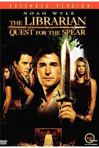 The Librarian DVD cover