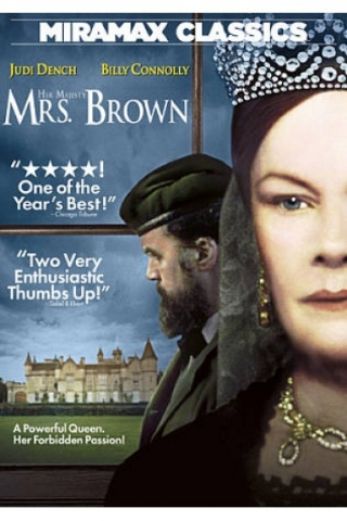 Mrs. Brown DVD cover