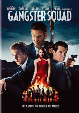 Gangster Squad DVD cover
