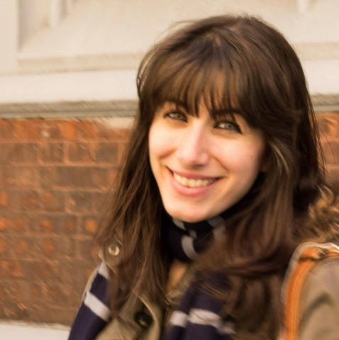 Joanna Harris, children's librarian