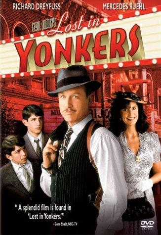 Lost in Yonkers DVD Cover