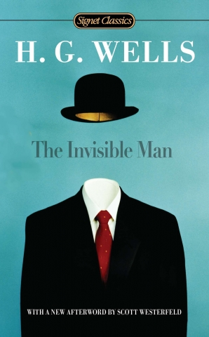 """Cover of """"The Invisible Man"""""""