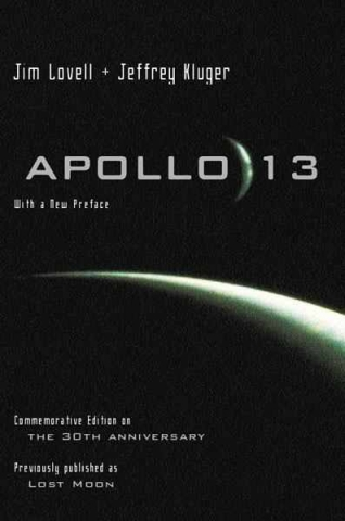 Apollo 13 book cover.